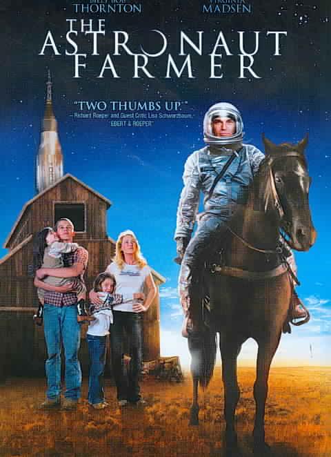 ASTRONAUT FARMER BY THORTON,BILLY BOB (DVD)