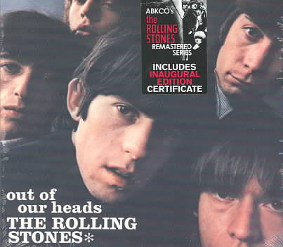 OUT OF OUR HEADS BY ROLLING STONES (CD)