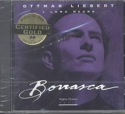 BORRASCA BY LIEBERT,OTTMAR (CD)