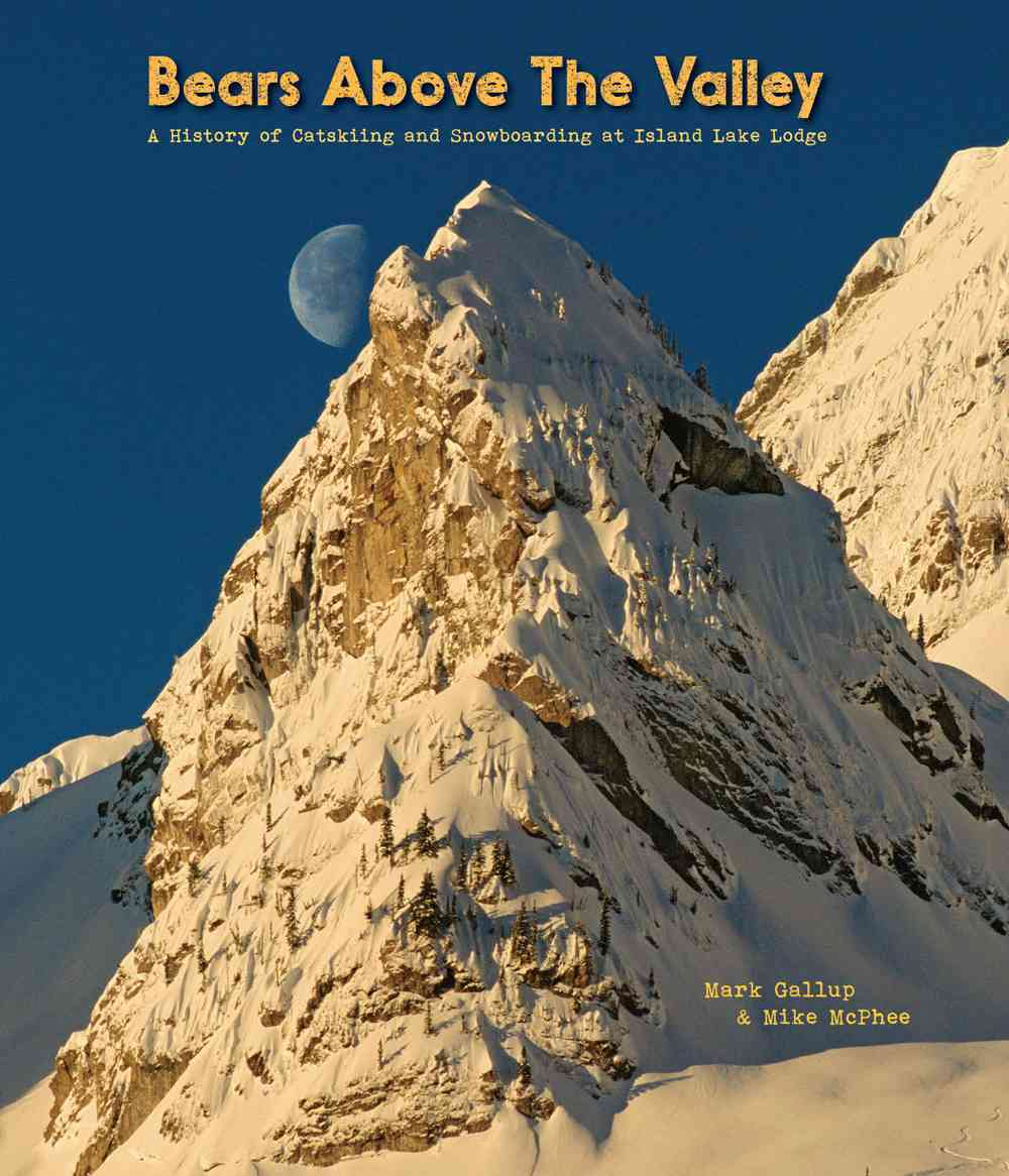 Bears Above the Valley By Mcphee, Mike